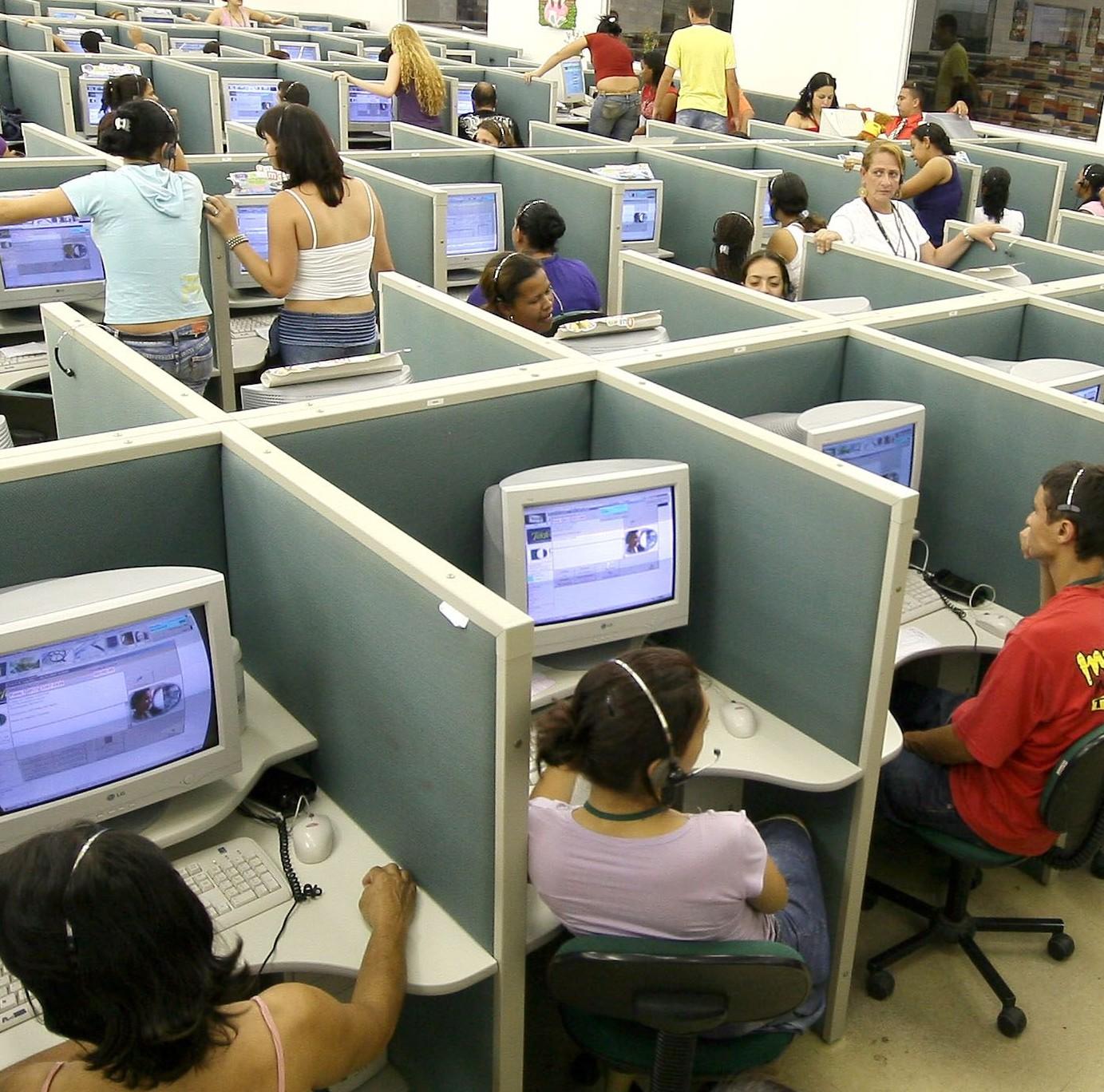 Call centers podrían generar nuevos empleos en RD | Audiencia ...