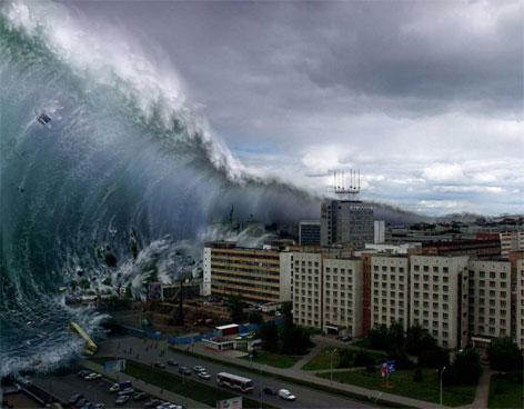 El Tsunami de Japon. :s