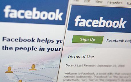 ¿Cómo comenzó el rumor de que Facebook iba a cerrar? Facebook_1356306c