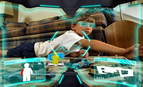 realidad virtual aumentada