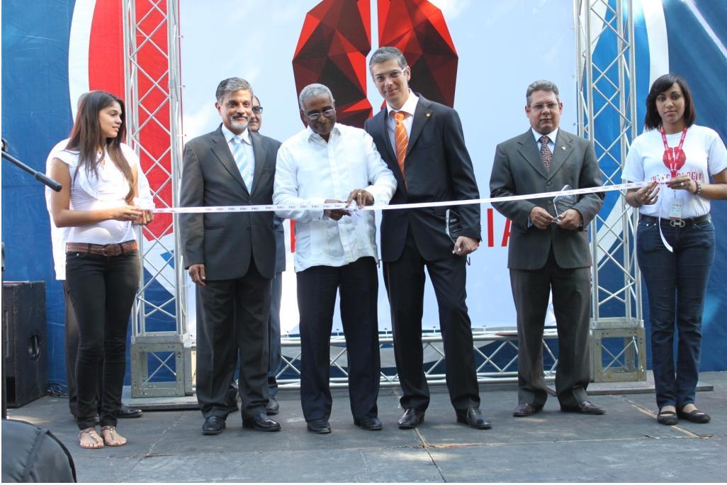 Intec Inaugura Feria Tecnol 243 Gica Intecnolog 237 A 2011