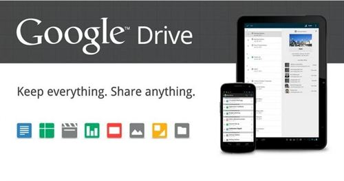 Google Drive,