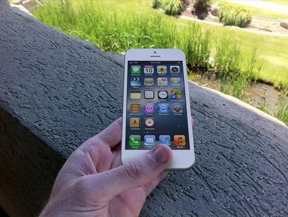 Primeras fotografías del iPhone 5
