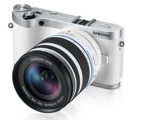 cámara NX300