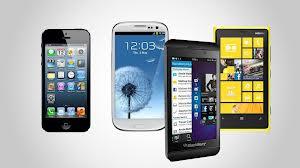 ¿Cuál es el smartphone mejor? iPhone, Galaxy o BlackBerry