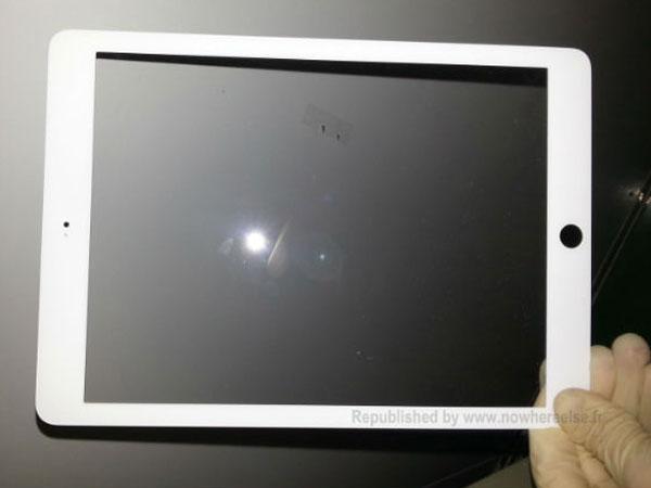 Imágenes del nuevo iPad 5