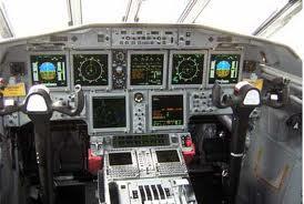 sistema de control de aviones