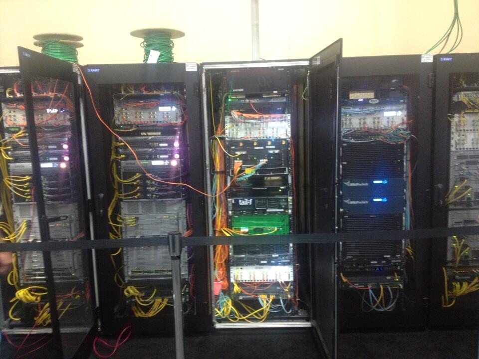 ?HP Evolución Centro de Datos en Las Vegas
