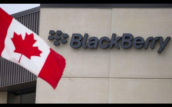 Gobierno de Canadá preocupado por crisis de BlackBerry