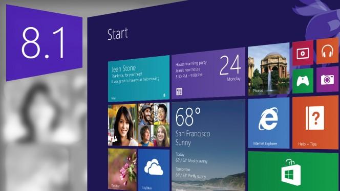 Windows 8.1 Trabaja como tú quieras.