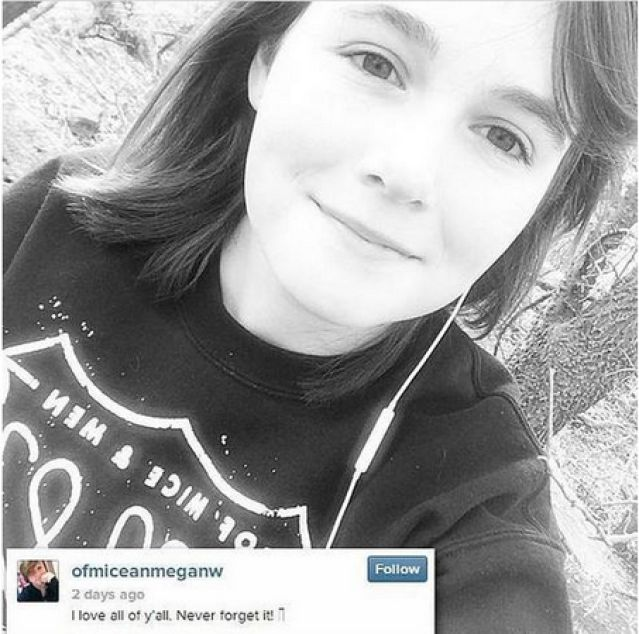 Joven De 15 A 241 Os Se Despide En Instagram Y Se Suicida