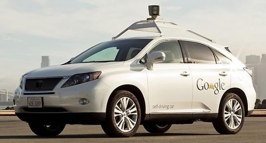 google vehiculo