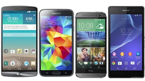 smartphone vs