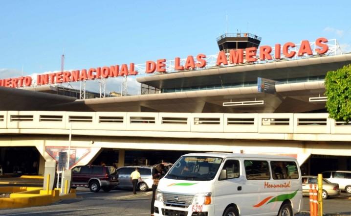 Resultado de imagen para fotos del aeropuerto de las americas en santo domingo