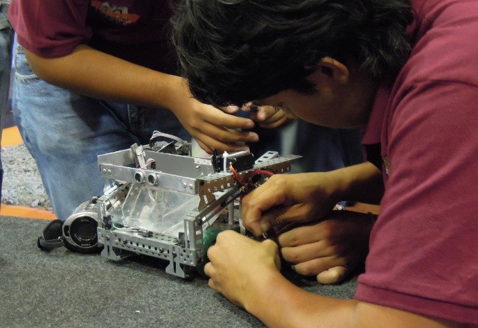 robotica escuela