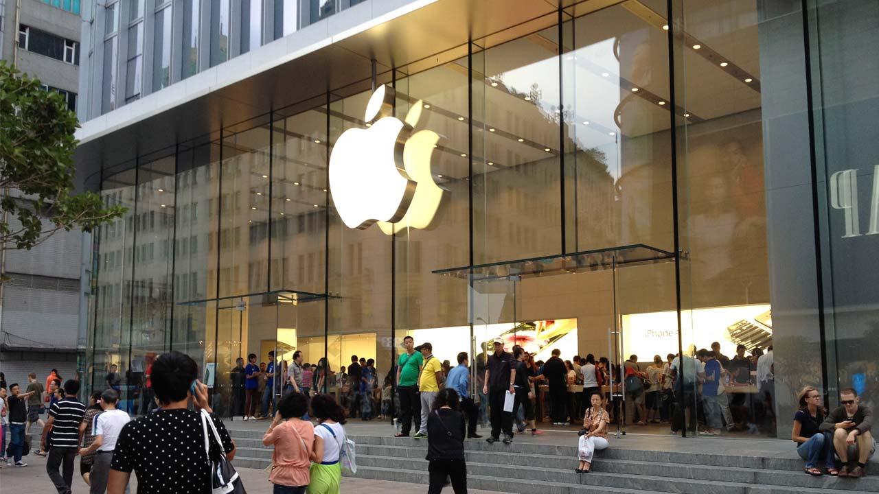 Apple ventas de app store