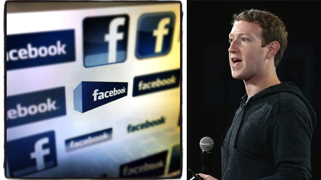 Zuckerberg Internet