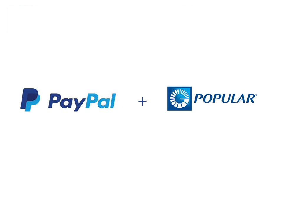 paypal y banco popular
