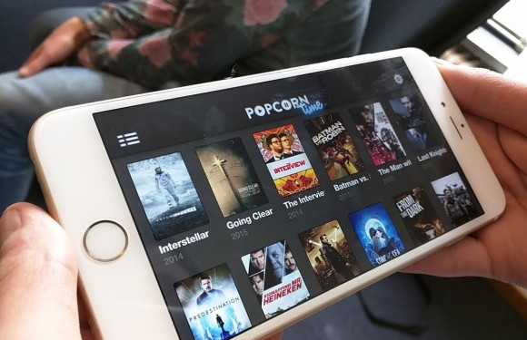 popcorn time apple
