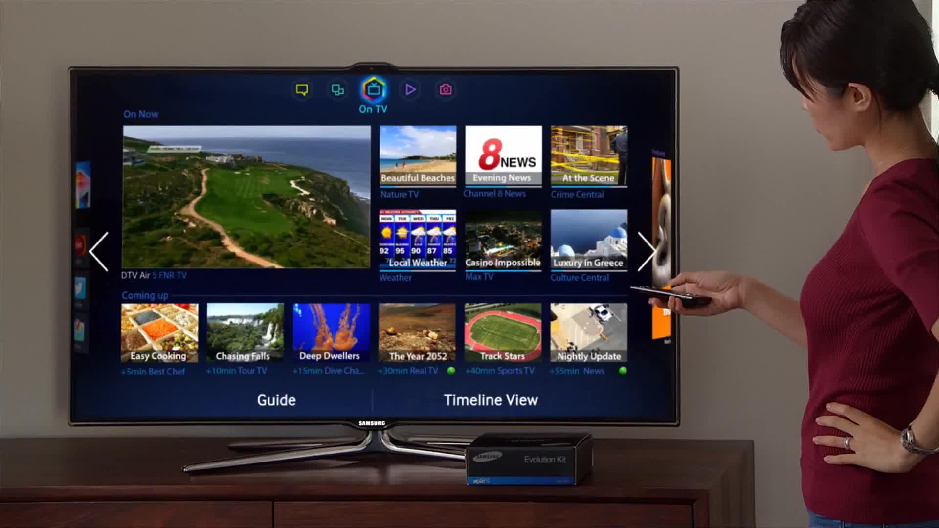 smart-tv compra