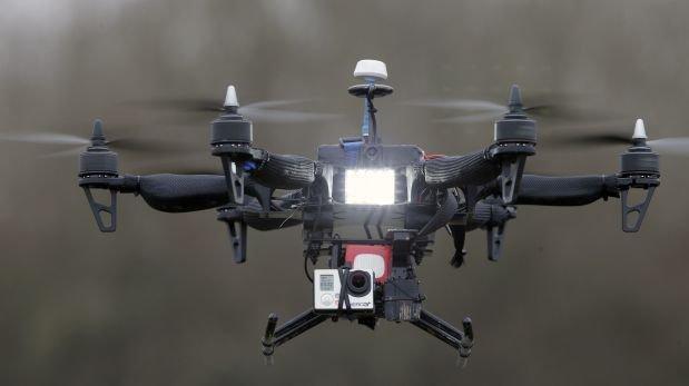 drone examenes