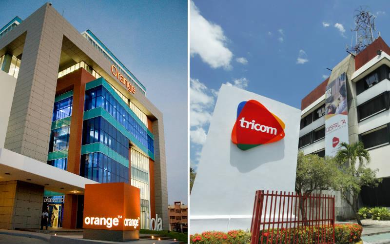 Orange y Tricom