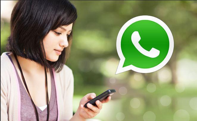 whatsapp actualizacion