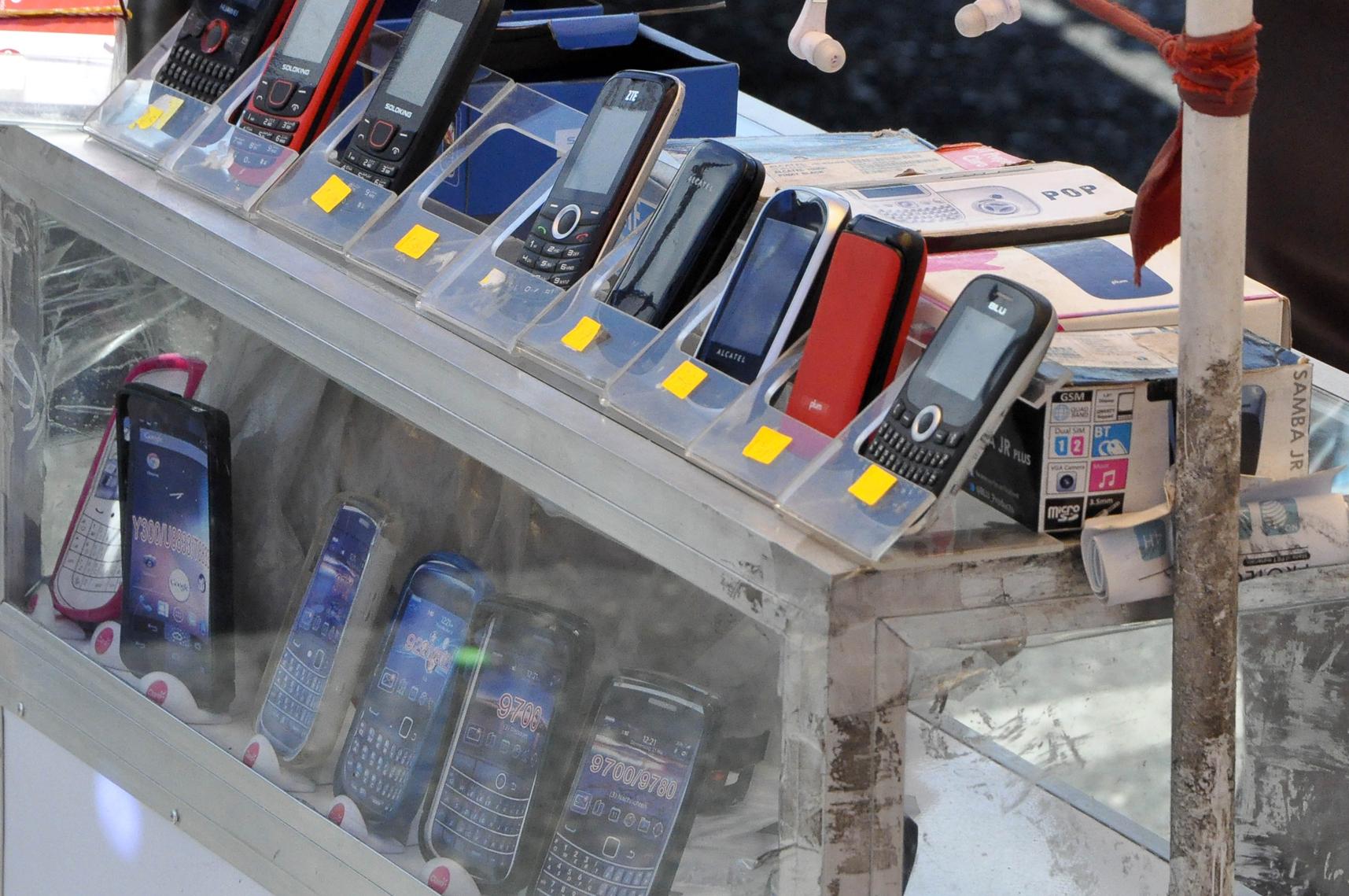 celulares macos gobierno