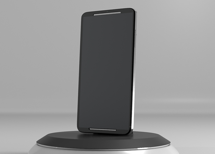 google nexus render