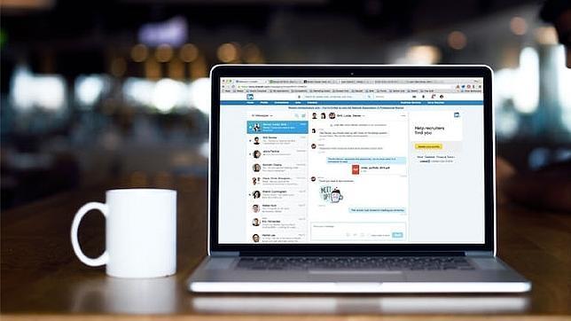 LinkedIn chat