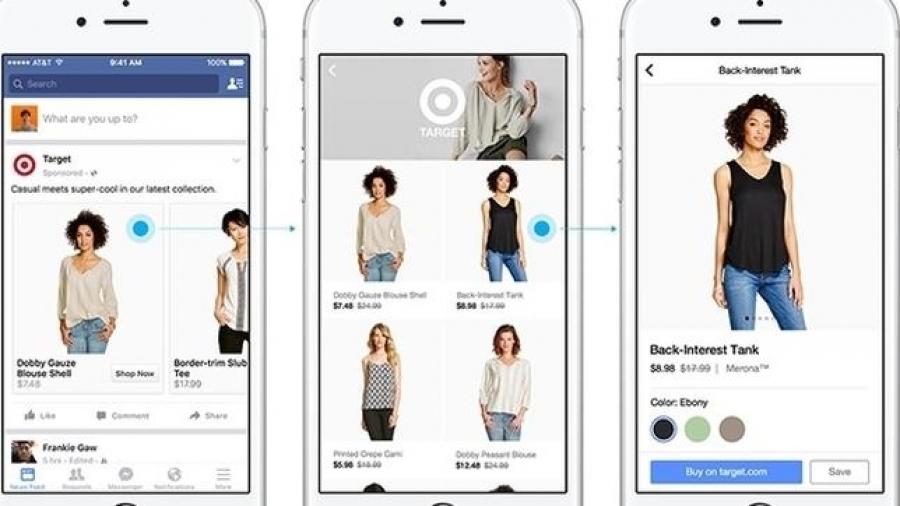 9b673ec8f6 Facebook se convierte en la mayor tienda online del mundo ...