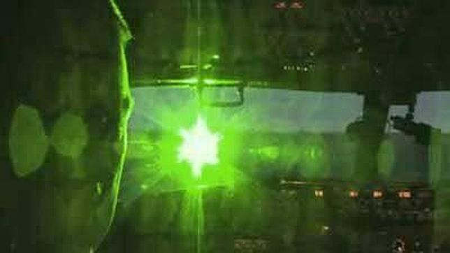 punto laser