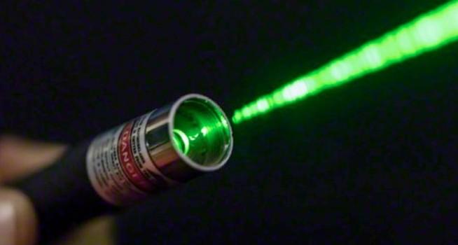 laser avion