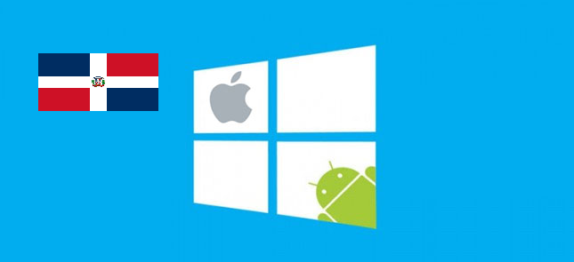windows-10 android ios