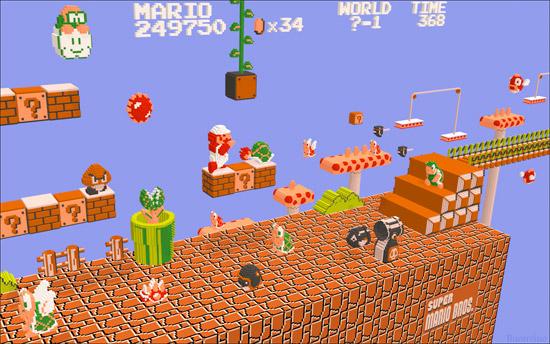 Crean Emulador De Nintendo Que Vuelve 3d Los Juegos Antiguos