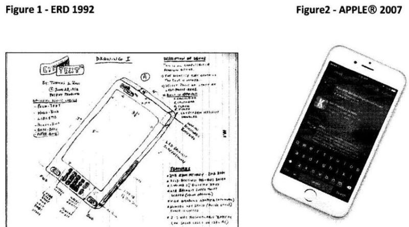 idea iphone robada
