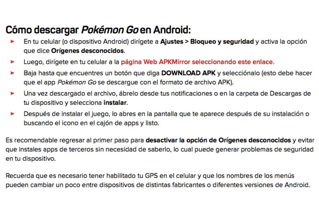 instalr pokemon go