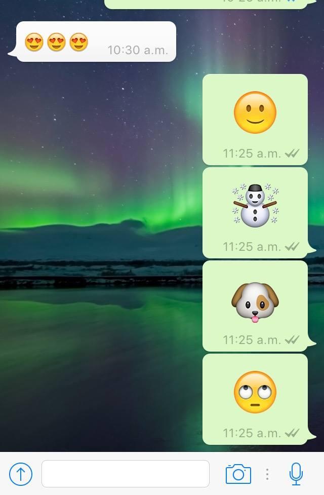 pantallazo emojis grandes