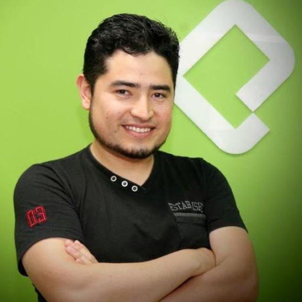 El bogotano John Freddy Vega, de 30 años, es el cofundador y presidente ejecutivo de Platzi, una exitosa plataforma de cursos digitales.