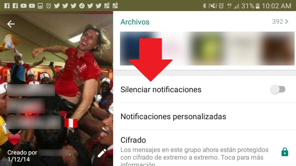 ¿Cómo abandonar un grupo de Whatsapp sin que nadie se entere?