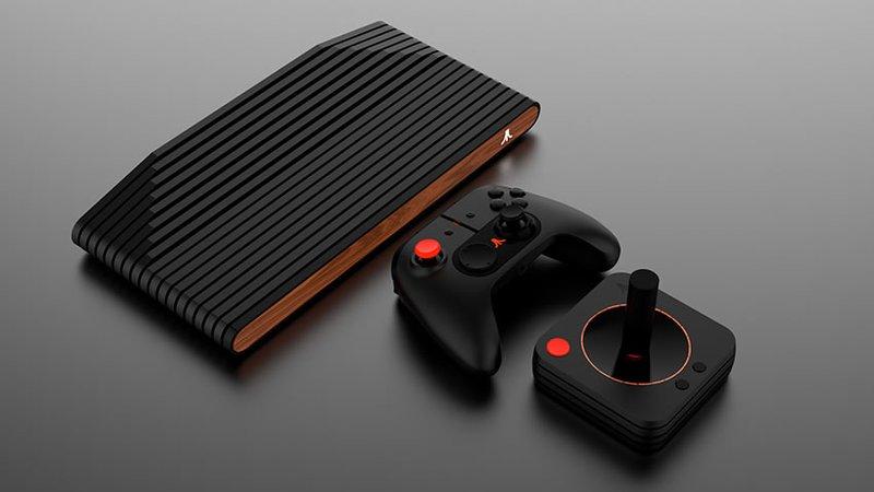 Atari Revela Mas Detalles Sobre Una Nueva Consola De Juegos