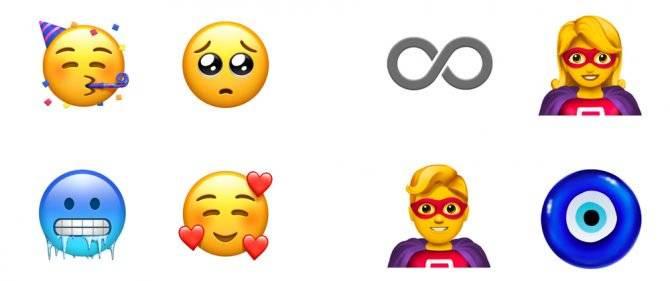 Conoce Algunos De Los Nuevos Emojis Que Llegaran A Iphone Y Whatsapp Audiencia Electrónica